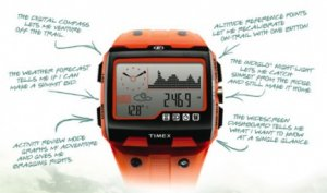 Timex expedition ws 4
